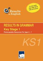 Results in Grammar KS1 (Results in English)