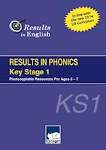 Results in Phonics KS1 (Results in English)