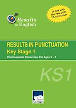Results in Punctuation KS1 (Results in English)