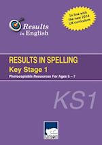 Results in Spelling KS1 (Results in English)