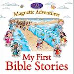 My First Bible Stories--Magnetic Adventures (Candle Bible for Toddlers)