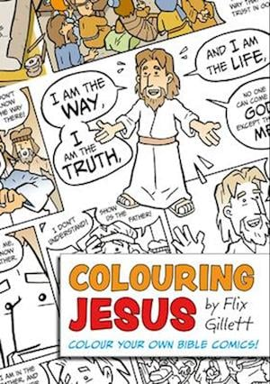 Colouring Jesus