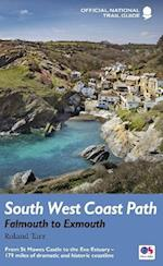 South West Coast Path: Falmouth to Exmouth (Trail Guides)