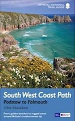 South West Coast Path: Padstow to Falmouth (National Trail Guides)