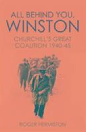 Bog, paperback All Behind You, Winston af Roger Hermiston