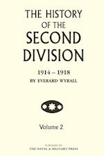 History of the Second Division 1914-1918 - Volume 2