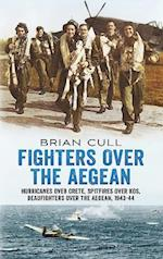 Fighters Over the Aegean af Brian Cull