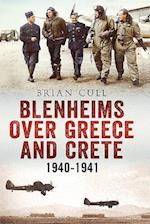 Blenheims Over Greece and Crete af Brian Cull