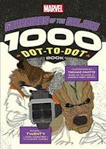 Marvel's Guardians Of The Galaxy 1000 Dot-to-Dot Book (1000 Dot to Dot)
