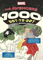 Marvel's Avengers 1000 Dot-to-Dot Book (1000 Dot to Dot)