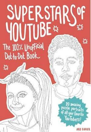 Bog, paperback Superstars of Youtube af Abi Daker