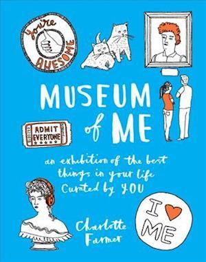 Bog, paperback Museum of Me af Charlotte Farmer
