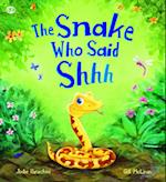 Storytime: The Snake Who Says Shhh... af Jodie Parachini