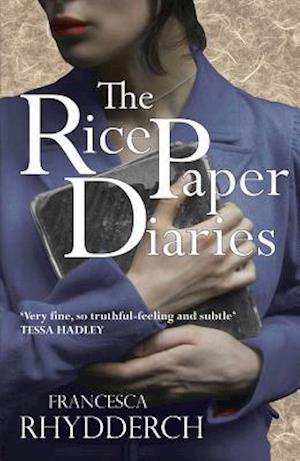 Bog, paperback The Rice Paper Diaries af Francesca Rhydderch