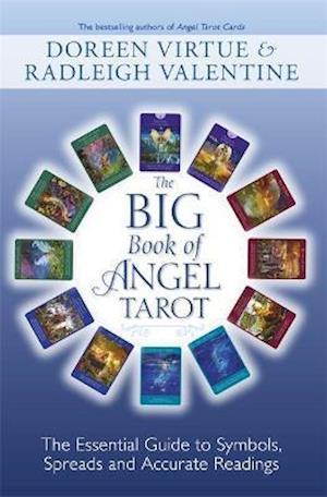 Bog paperback Big Book of Angel Tarot af Doreen Virtue