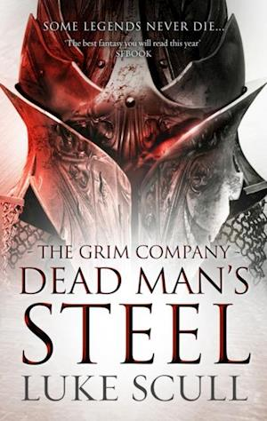 Dead Man's Steel af Luke Scull