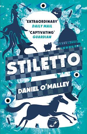 Bog, paperback Stiletto af Daniel O'Malley
