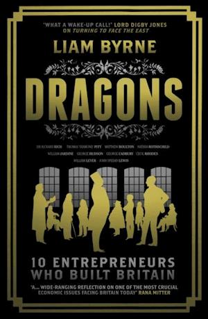 Dragons af Liam Byrne