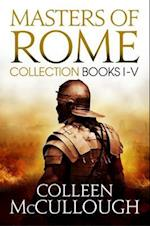 Masters of Rome Collection Books I - V af Colleen McCullough