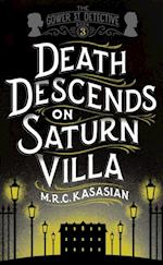 Death Descends On Saturn Villa af M.R.C. Kasasian