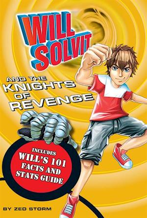 Will Solvit and the Knights of Revenge af Zed Storm