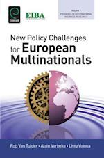 New Policy Challenges For European Multinationals (Progress in International Business Research, nr. 7)
