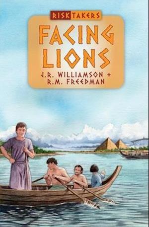 Bog, paperback Facing Lions af J. R. Williamson