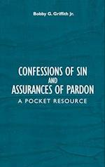 Confessions of Sin and Assurances of Pardon