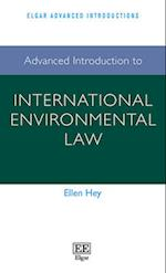 Advanced Introduction to International Environmental Law (Elgar Advanced Introductions Series)