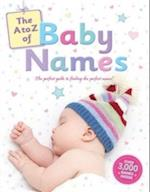 A to Z of Baby Names (Lifestyle Wallet)