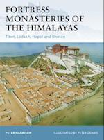 Fortress Monasteries of the Himalayas af Peter Harrison