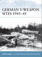 German V-Weapon Sites 1943 45 af Steven Zaloga