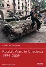 Russia's Wars in Chechnya 1994-2009 af Mark Galeotti