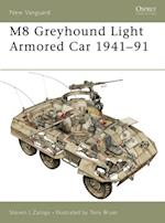 M8 Greyhound Light Armored Car 1941 91 (New Vanguard)