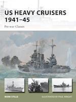 US Heavy Cruisers 1941-45 (New Vanguard, nr. 210)