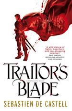 Traitor's Blade af Sebastien de Castell