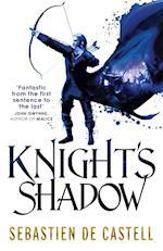 Knight's Shadow af Sebastien de Castell