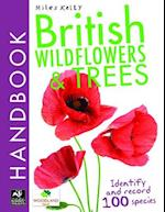 British Wildflowers and Trees Handbook (British Handbooks)