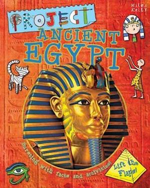 Bog, ukendt format Project Ancient Egypt af Simon Adams