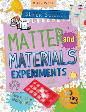 Bog, paperback Super Science Matter and Materials Experiments af Chris Oxlade
