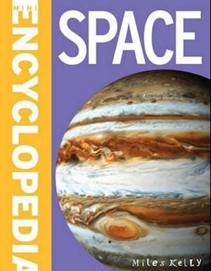 Bog, paperback Mini Encyclodedia - Space af Belinda Gallagher