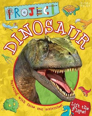 Bog, hardback Project Dinosaur af Steve Parker