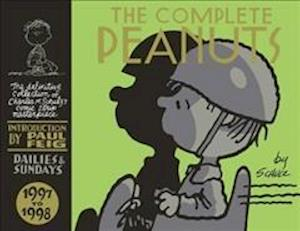 The Complete Peanuts 1997-1998