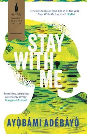 Stay With Me af Ayobami Adebayo