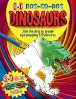 Dinosaurs (3D Dot to Dot)