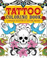 Tattoo Colouring Book