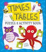 Times Tables Puzzle & Activity Book
