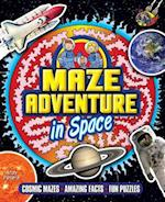 Maze Adventure in Space