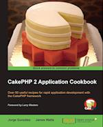 CakePHP 2 Application Cookbook af James Watts