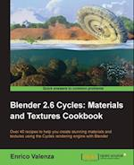 Blender 2.6 Cycles: Materials and Textures Cookbook af Enrico Valenza